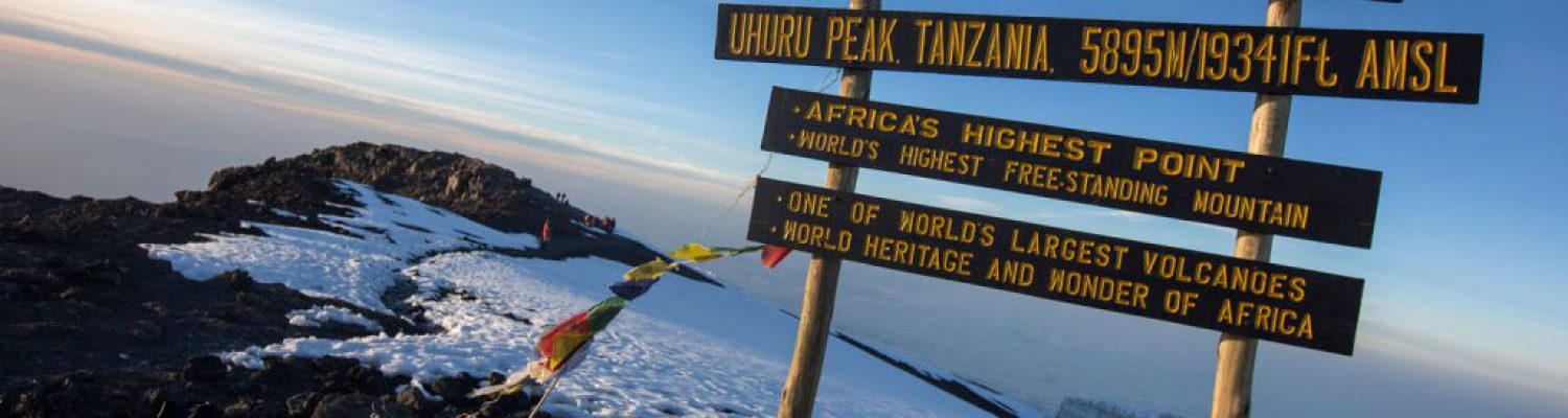 The Roof Of Africa (Mount Kilimanjaro) Overview